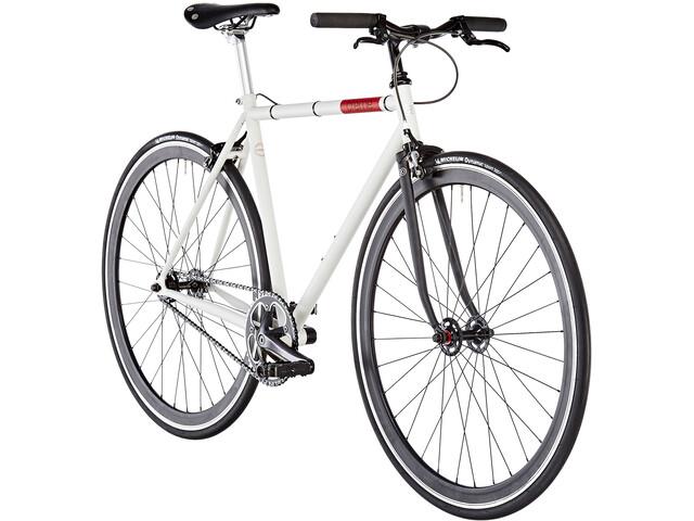 727cd2bd0e8 Creme Vinyl Uno Citycykel grå - till fenomenalt pris på Bikester